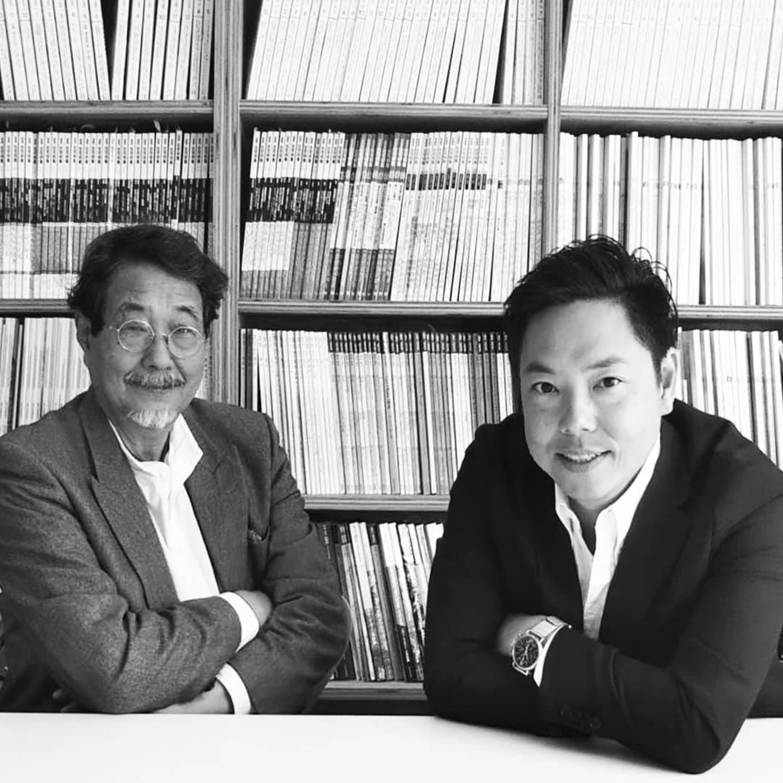 Masaaki Uemori and Kokutou Uemori